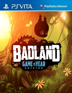 BADLAND: Game of the Year Edition (UPDATE) (NoNpDrm) [PSVita] [USA] [MF-MG-GD]