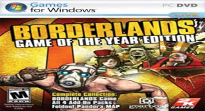 Borderlands: Game of The Year Edition v1.5.0 + 4 DLCs