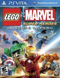 LEGO Marvel Super Heroes (NoNpDrm) [PSVita] [USA] [MF-MG-GD]