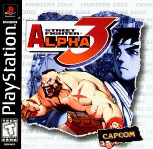 Street Fighter Alpha 3 [EBOOT] [PSX-PSP] [Ingles] [MF-MG-GD]