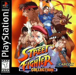 Street Fighter Collection [EBOOT] [PSX-PSP] [Ingles] [MF-MG-GD]