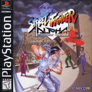 Street Fighter Alpha: Warriors' Dreams [EBOOT] [PSX-PSP] [Ingles] [MF-MG-GD]