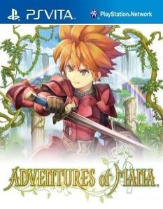 Adventures of Mana (NoNpDrm) [PSVita] [USA/EUR] [MF-MG-GD]