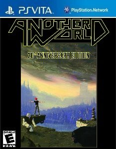 Another World: 20th Anniversary Edition (NoNpDrm) [PSVita] [USA/EUR] [MF-MG-GD]