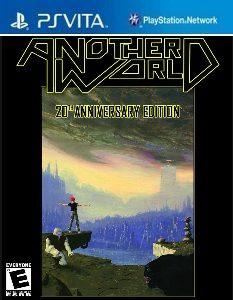 Another World: 20th Anniversary Edition (NoNpDrm) [PSVita] [USA/EUR] [MF-MG-GD]