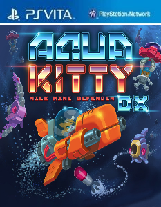 Aqua Kitty: Milk Mine Defender DX (UPDATE) (NoNpDrm) [PSVita] [USA] [MF-MG-GD]