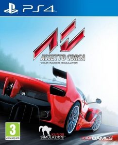 Assetto Corsa [PS4] [PKG] [USA] [MF-MG-GD]