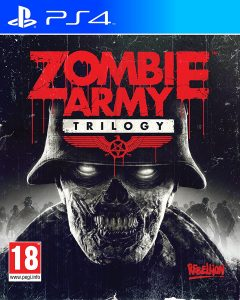 Zombie Army Trilogy [PKG v1.01] [PS4] [EUR] [MF-MG-GD]