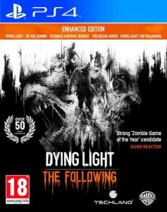Dying Light: The Following Enhanced Edition [PKG] [PS4] [EUR] [MF-MG-GD]