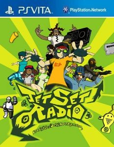 Jet Set Radio (UPDATE) (NoNpDrm) [PSVita] [USA/EUR] [MF-MG-GD]