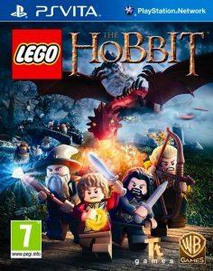 LEGO The Hobbit (UPDATE) (NoNpDrm) [PSVita] [USA/EUR] [MF-MG-GD]