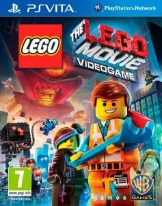 The LEGO Movie Videogame (UPDATE) (NoNpDrm) [PSVita] [USA/EUR] [MF-MG-GD]