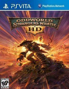 Oddworld: Stranger's Wrath HD (NoNpDrm) (UPDATE) [PSVita] [USA/EUR] [MF-MG-GD]