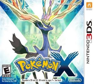 Pokémon X (UPDATE) (3DS) (Region Free) [CIA] [MF-MG-GD]