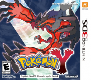 Pokémon Y (UPDATE) (3DS) (Region Free) [CIA] [MF-MG-GD]