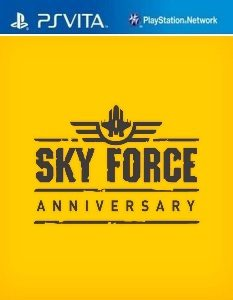 Sky Force Anniversary (NoNpDrm) [PSVita] [USA/EUR] [MF-MG-GD]
