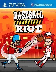 Baseball Riot (NoNpDrm) [PSVita] [USA/EUR] [MF-MG-GD]