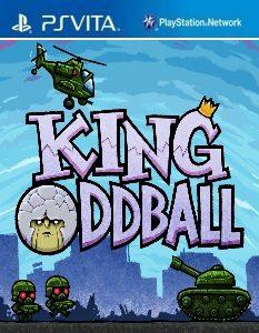 King Oddball (NoNpDrm) [PSVita] [USA/EUR] [MF-MG-GD]