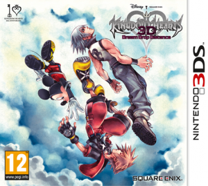 Kingdom Hearts 3D: Dream Drop Distance (Español) (3DS) [CIA] [Region Free] [MF-MG-GD]