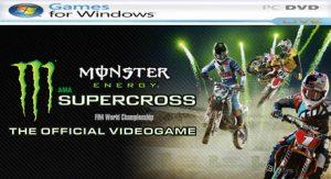 Monster Energy Supercross – The Official Videogame [PC] En Español