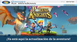 Portal Knights Adventurer + Update 1.3.1 [PC] En Español