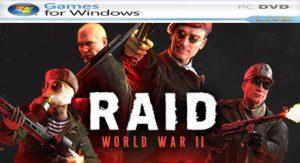 RAID: World War II [Español][v15.1]DLC][6GB][Fitgirl Repack]