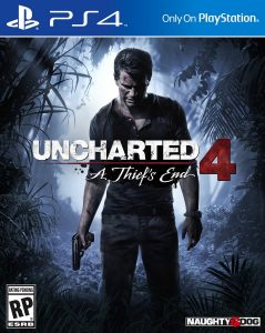 Uncharted 4: A Thief's End [PKG] [v1.32] [LATINO] [PS4] [USA] [MF-MG-GD]