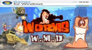 Worms W.M.D (Wormhole Update) [PC] En Español