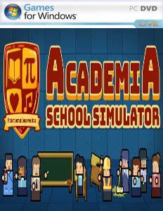 Academia : School Simulator [PC] Build 0085