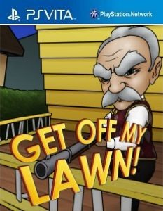 Get Off My Lawn! (NoNpDrm) [PSVita] [USA/EUR] [MF-MG-GD]