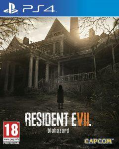 Resident Evil 7: biohazard [PKG] [PS4] [EUR] [MF-MG-GD]