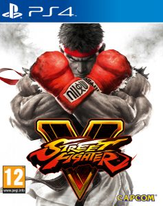 Street Fighter V [PS4] [PKG] [USA] [MF-MG-GD]