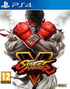 Street Fighter V [PS4] [PKG] [USA] [MF-MG-GD]