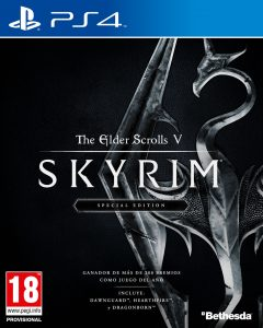 The Elder Scrolls V: Skyrim Special Edition [PS4] [PKG] [EUR] [MF-MG-GD]