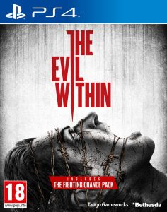 The Evil Within [PS4] [PKG] [EUR] [MF-MG-GD]