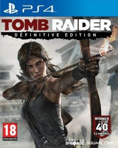 Tomb Raider: Definitive Edition [PS4] [PKG] [EUR] [MF-MG-GD]