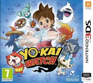 Yo-Kai Watch (UPDATE) (3DS) (Region Free) [CIA] [MF-MG-GD]