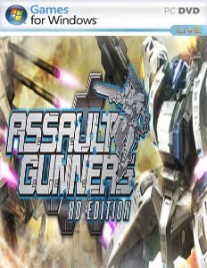 ASSAULT GUNNERS HD EDITION [PC] En Español