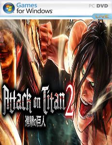 Attack on Titan 2 [Español][5 DLCs][Multiplayer/Co-op Online][14GB][Fitgirl Repack]