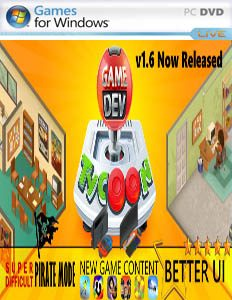 Game Dev Tycoon v1.6.11 [PC] En Español