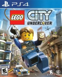 LEGO City Undercover (UPDATE) [PKG] [PS4] [EUR] [MF-MG-GD]