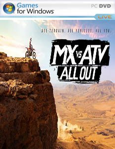 MX vs. ATV All Out [Español][5GB][Multiplayer Online][Fitgirl Repack]