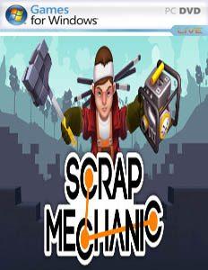 Scrap Mechanic [PC] 0.2.14