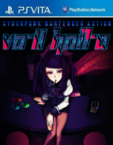VA-11 HALL-A (NoNpDrm) [PSVita] [USA] [MF-MG-GD]