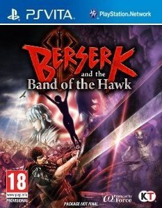 Berserk and the Band of the Hawk (Mai/3.60) [PSVita] [USA] [MF-MG-GD]
