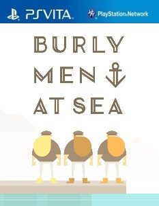 Burly Men At Sea (NoNpDrm) [PSVita] [USA] [MF-MG-GD]