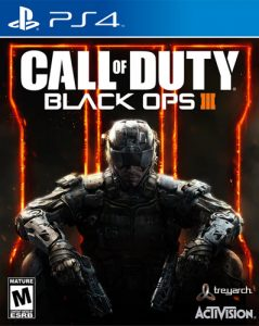 Call of Duty: Black Ops 3 [PS4] [PKG] [EUR] [MF-MG-GD]