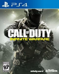 Call of Duty: Infinite Warfare [PKG] [PS4] [EUR] [MF-MG-GD]