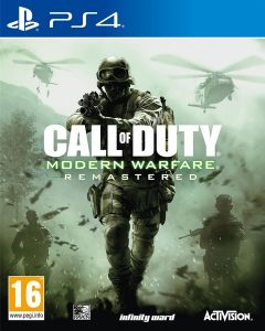 Call of Duty: Modern Warfare Remastered [PKG] [PS4] [EUR] [MF-MG-GD]