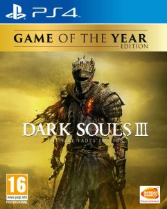 Dark Souls III: The Fire Fades Edition [PS4] [PKG] [EUR] [MF-MG-GD]